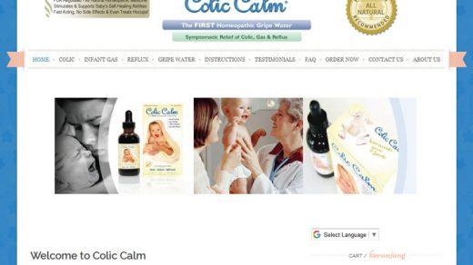 Coliccalm | Colic Calm