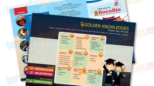Brosur Pendidikan dan Religi